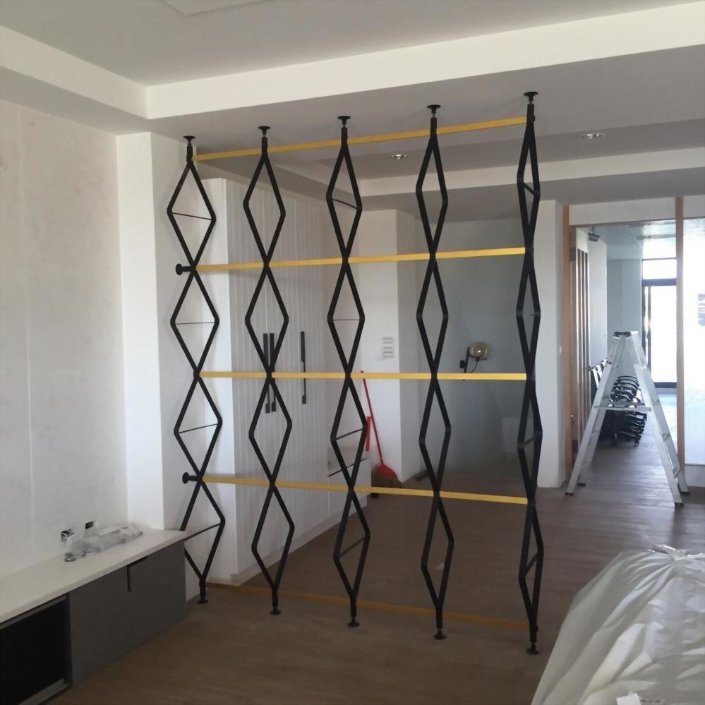 裝潢鐵件設計層架