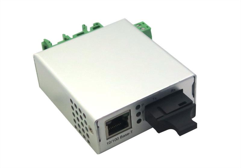 Fiber To Ethernet FGE-100C