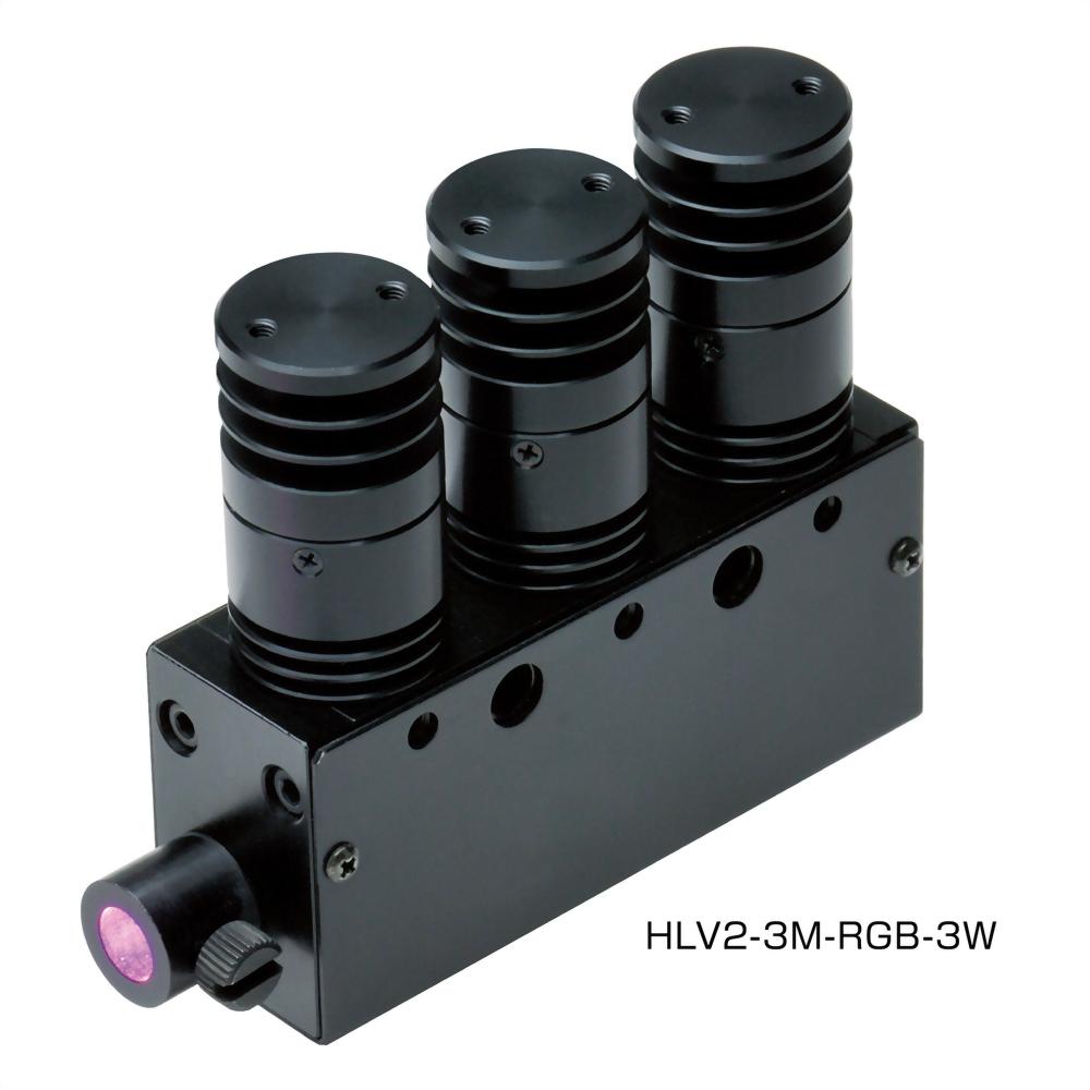 HLV2-3M-RGB-3W  Series