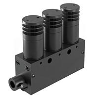 HLV3-3M-RGB-4 Series