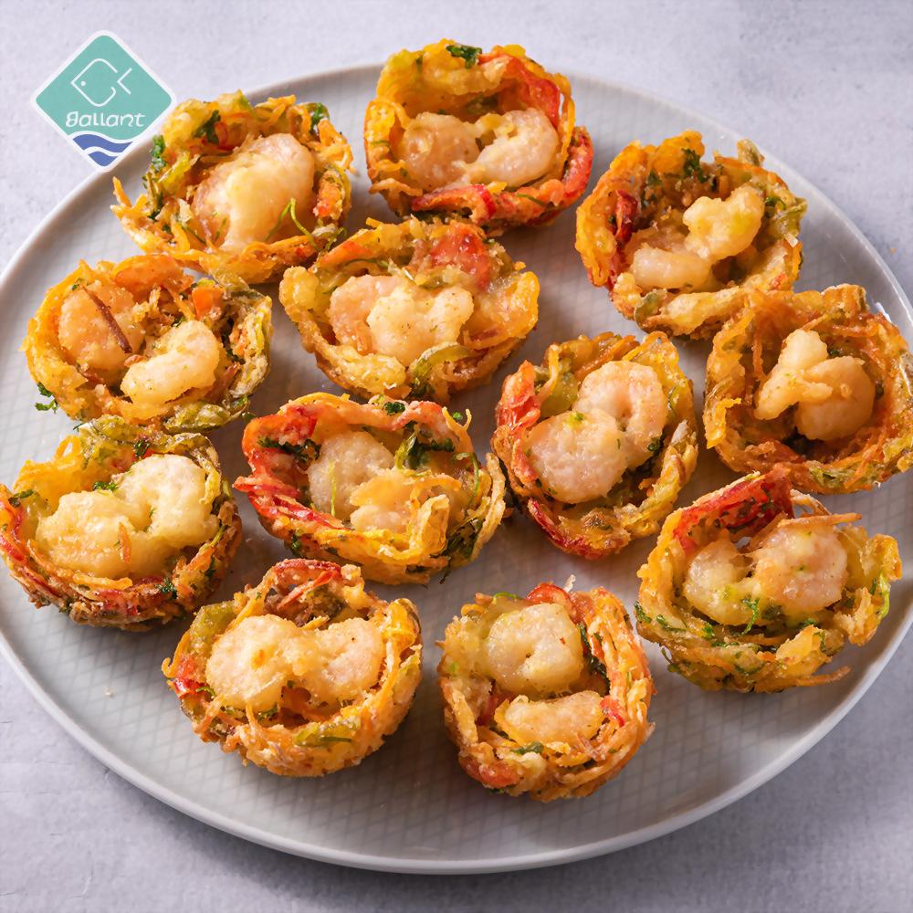 Shrimp Nest