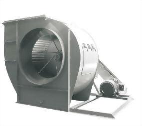 傳統多翼皮帶式抽送風機 - 型一 SS
