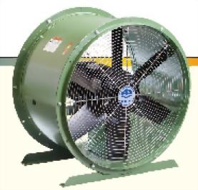 DA - 24 直結式軸流扇系列