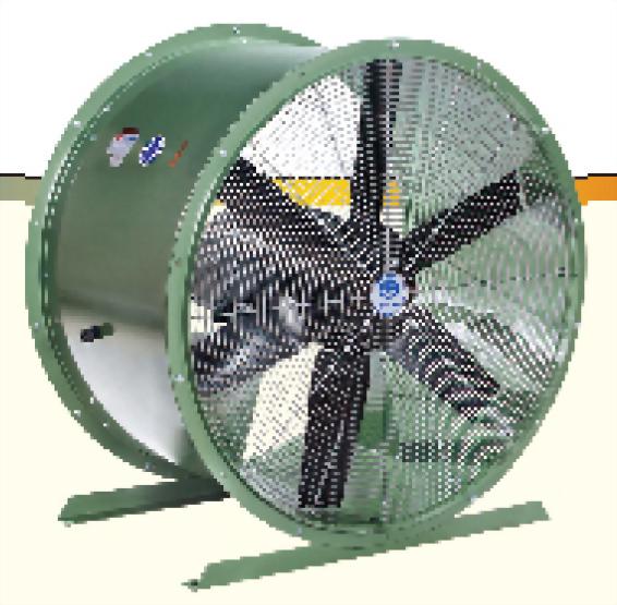 DA - 36 直結式軸流扇系列