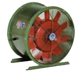 DS - 24 直結式軸流扇系列