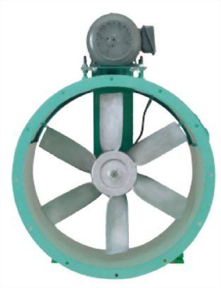 YS - BA 皮帶式 軸流扇