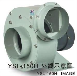 YSL - 150H 透浦式鼓風機