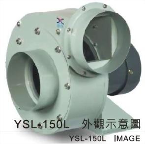 YSL - 150L 透浦式鼓風機