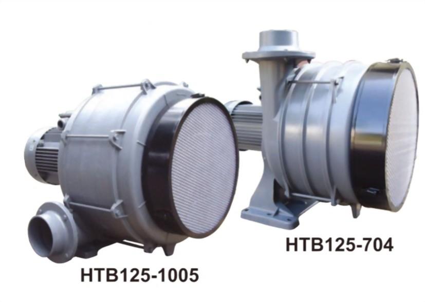 HTB 透浦多段式鼓風機系列