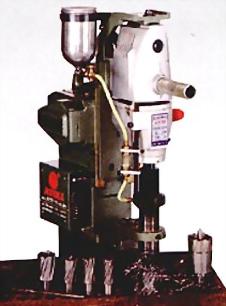 全自動攜帶式高速鑽孔機
