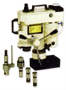 攜帶式磁性鑽孔穿孔機