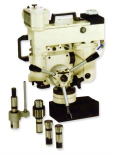 攜帶式磁性自動鑽孔穿孔機