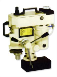 攜帶式磁性穿孔機