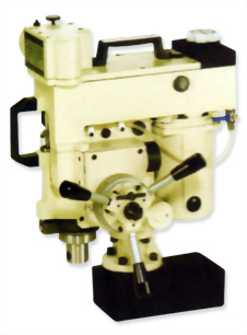 攜帶式磁性自動穿孔機