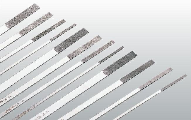 鑽石平斜銼刀CF-400