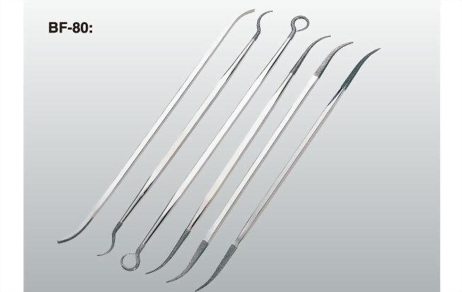 钻石异型锉刀BF-80