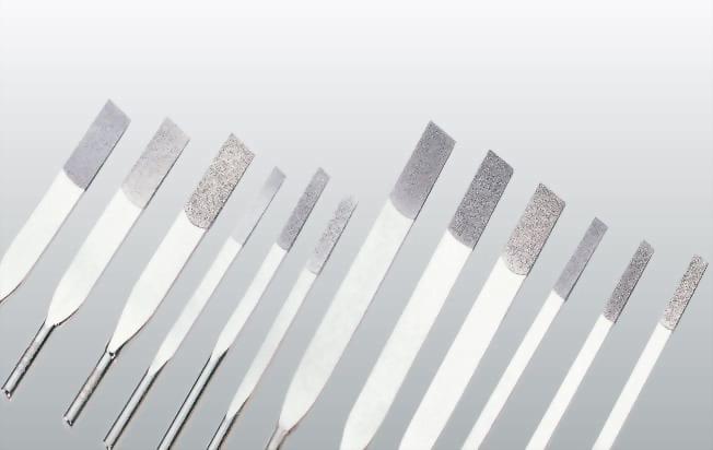 鑽石機械平斜銼刀MTF-100