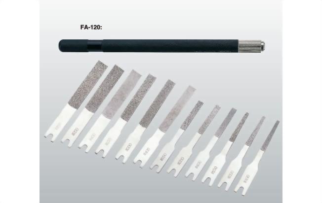 鑽石銼刀片FA-120