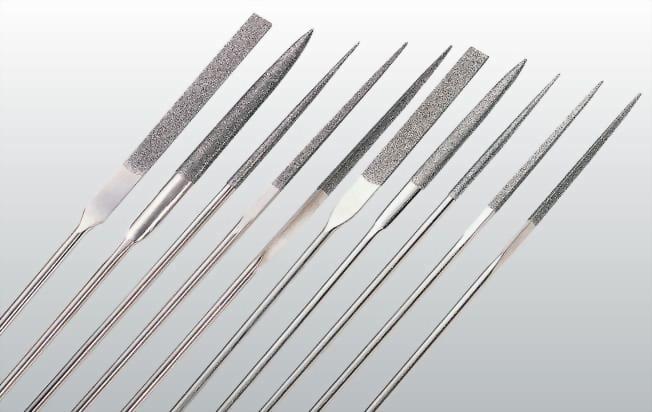 钻石精密锉刀PF-20、PF-30