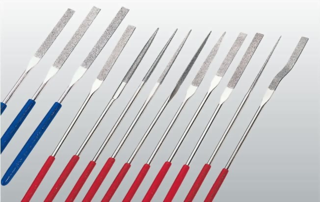 鑽石精密銼刀PF70、PFL-10