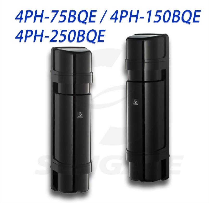75M / 150M / 250M Quad Photoelectric Beam Sensor- 4 Channel