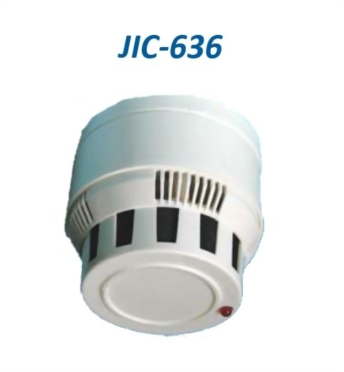 JIC-636 Photoelectric Smoke Detector