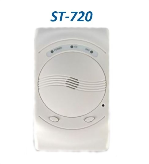 ST-720 CO+GAS Detector
