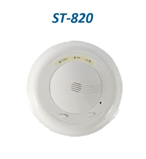 ST-820 CO+GAS Detector