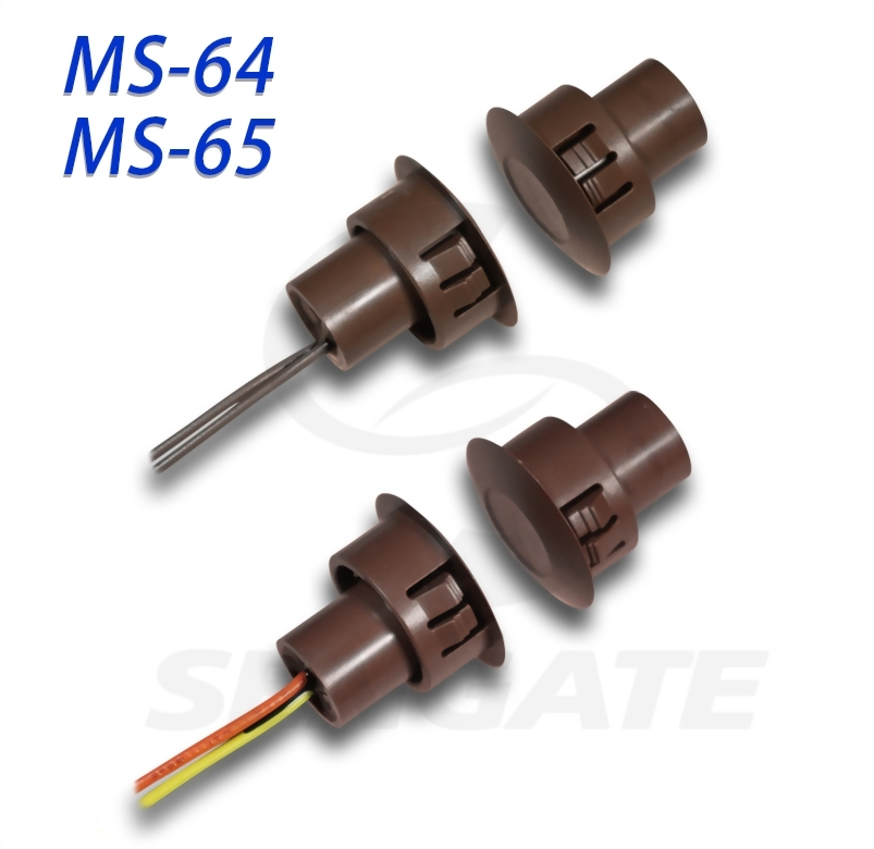 Ø19 (MS-64 / MS-65) Embedded Magnetic Switch
