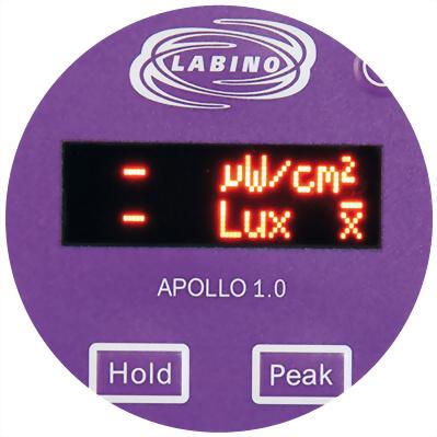 Labino 黑白光照度計(無線)