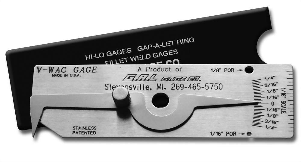 G.A.L GAUGE 焊蝕規