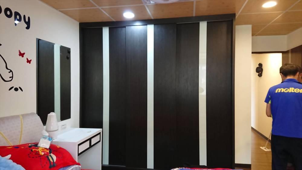 系統櫃訂作與設計安裝