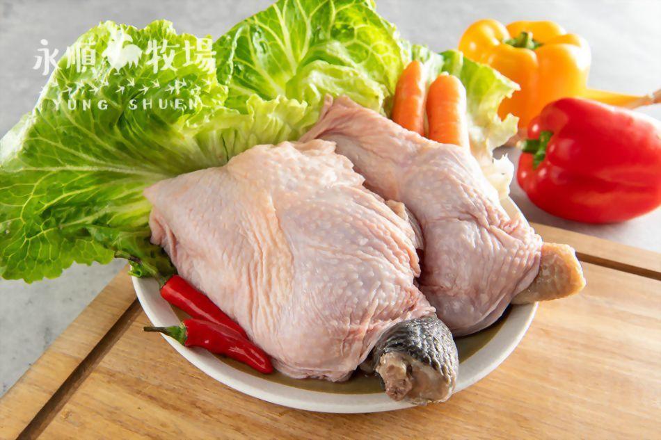 生鮮雞-去骨雞腿450g(2支)~170元