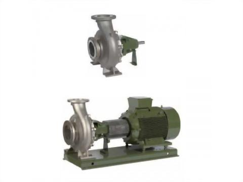 正益泵浦工業 - 端吸式聯軸離心泵浦法蘭口製造商、端吸式聯軸離心泵浦廠商推薦