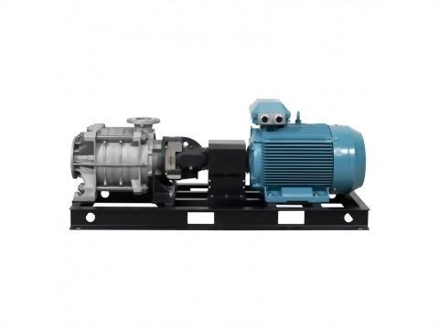 正益泵浦工業 - 臥式高壓多段離心泵浦-法蘭口製造商、臥式高壓多段離心泵浦廠商推薦