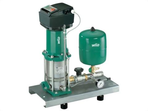 正益泵浦工業 - 直立式靜音無軸封單機恆壓變頻加壓機組製造商