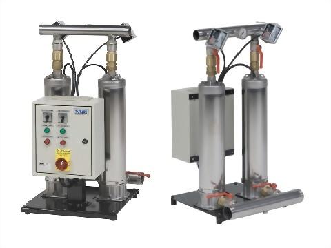正益泵浦工業 - 靜音雙機恆壓變頻交替並列加壓機組廠商推薦
