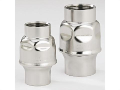 正益泵浦工業 - 沖壓不銹鋼緩衝逆止閥-牙口製造商推薦