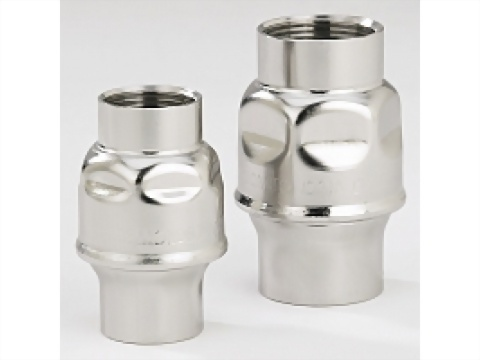 正益泵浦工業 - 沖壓不銹鋼緩衝逆止閥-牙口製造商、沖壓不銹鋼緩衝逆止閥廠商推薦