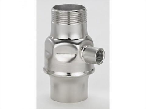 正益泵浦工業 - 沖壓不銹鋼內外牙逆止排氣閥-牙口製造商、沖壓不銹鋼內外牙逆止排氣閥廠商推薦