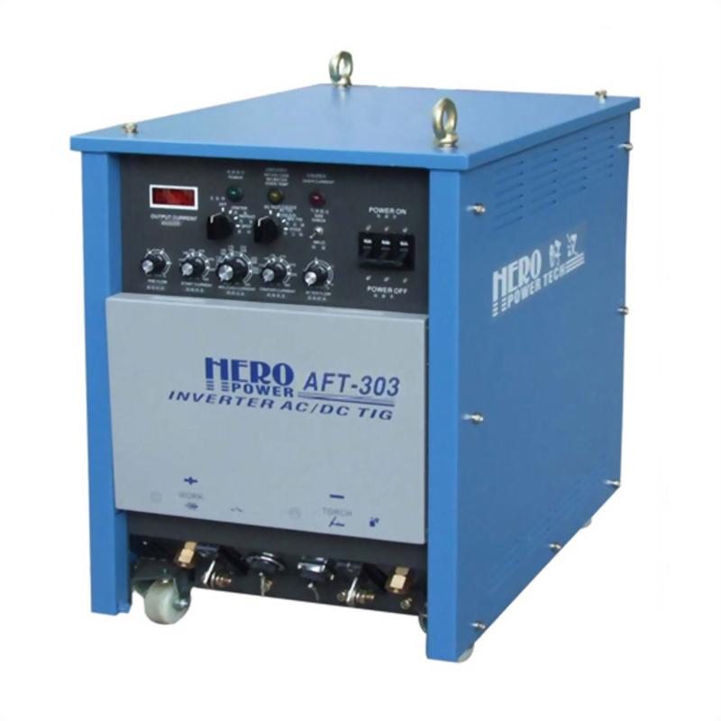 變頻交直流脈波氬焊機 300