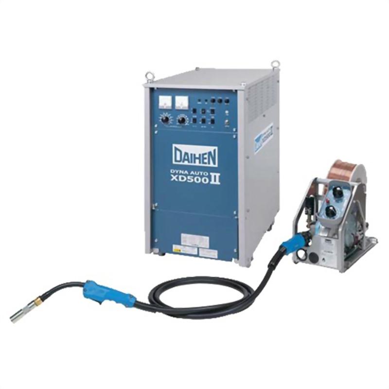 CO2/MAG自動熔接機 XD500II