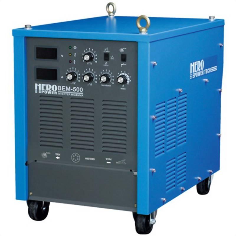 變頻式CO2焊接機BEM-500