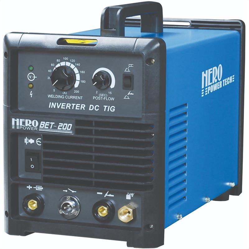 變頻式直流氬焊機BET200