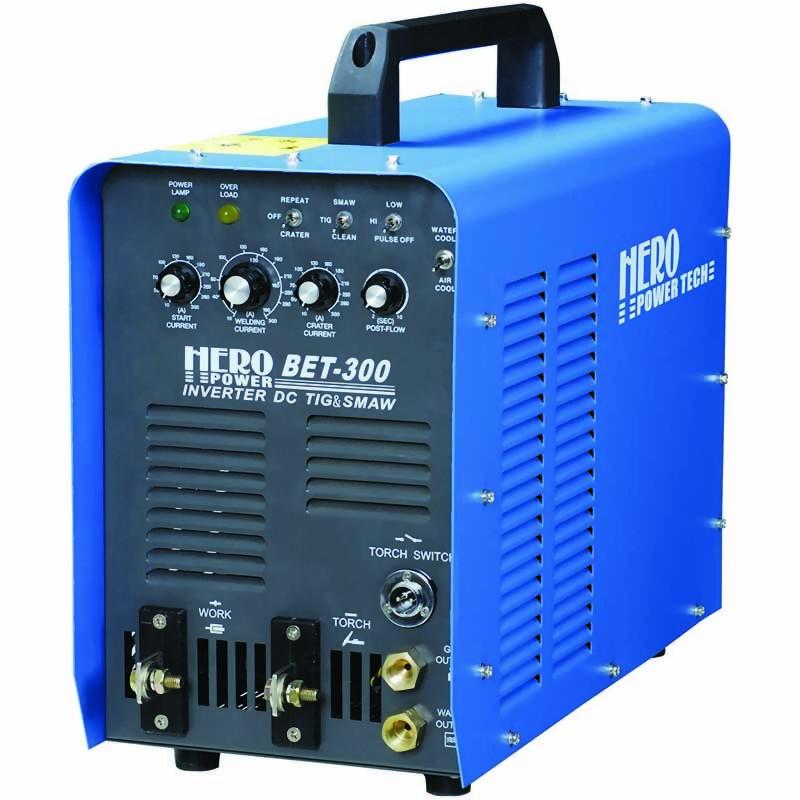 直流氬焊機HERO BET300
