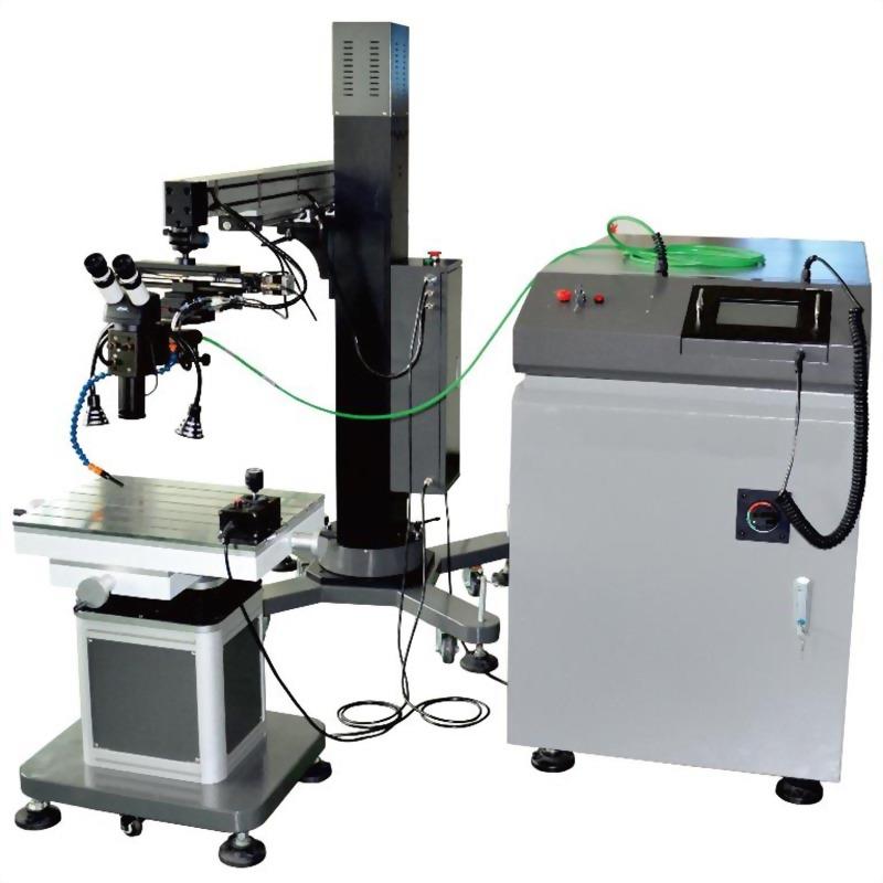 光纖式雷射焊補機