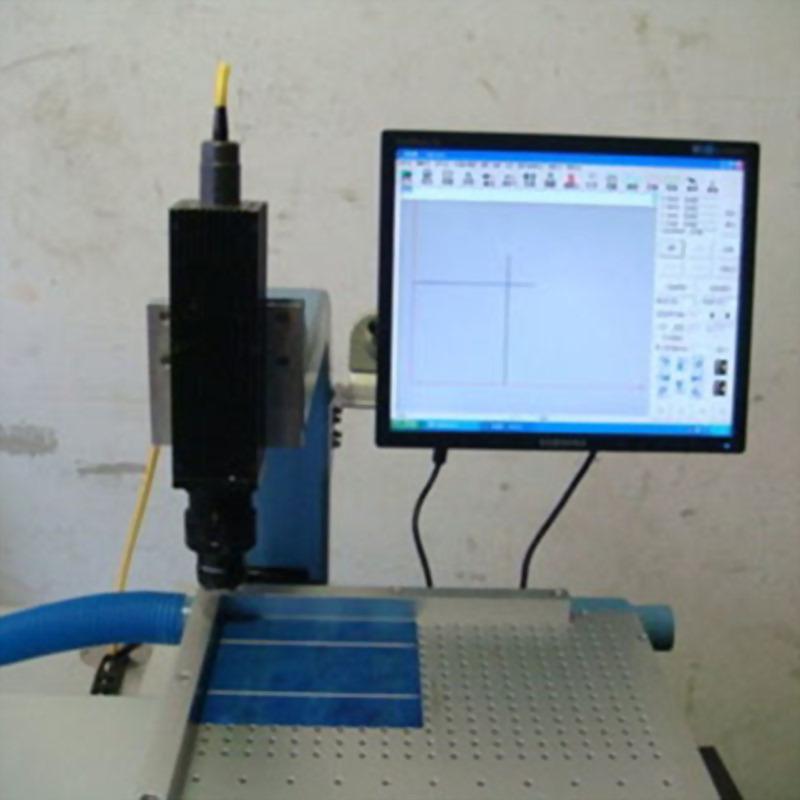 光纖雷射劃片機 NACO-HP20
