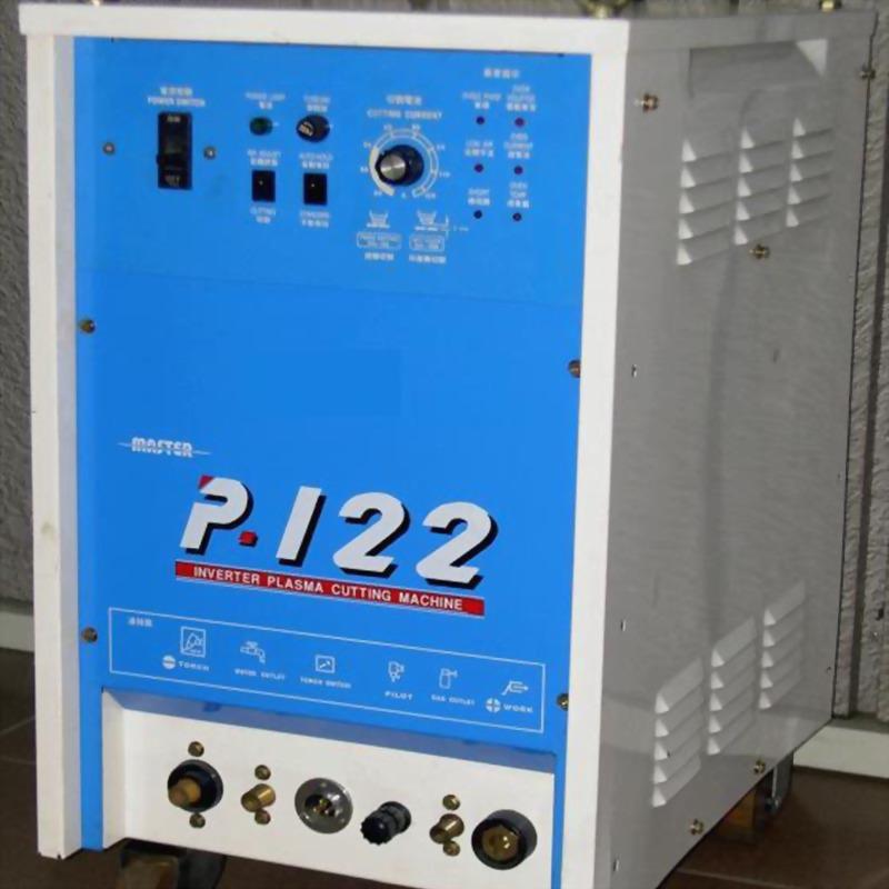 Inverter DC Pulsed Plasma Welding Master Series