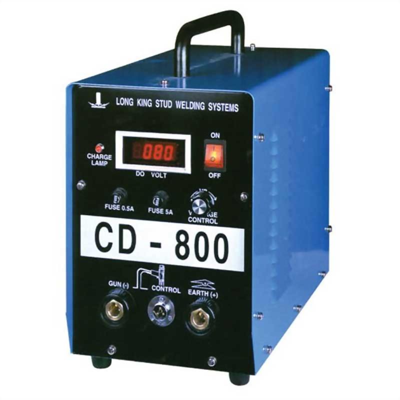 DC 電容式植釘機 CD-800
