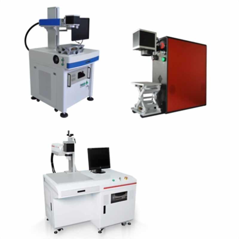 Fiber Laser Engraving Machine NACO-Series